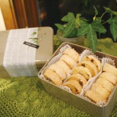 クローバーの手作りクッキー